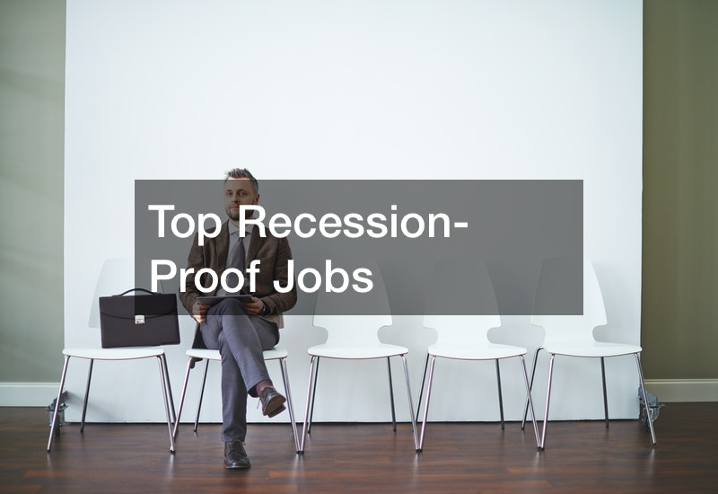what are the best recession proof jobs